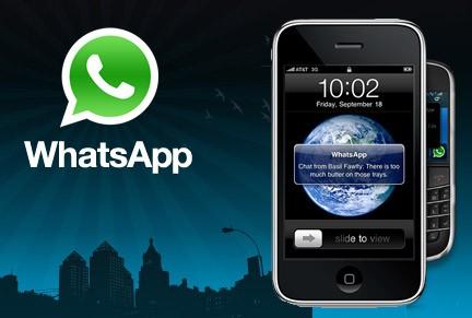 WhatsApp Messenger v.2.8.4[Iphone][Esp][MH] Whatsapp